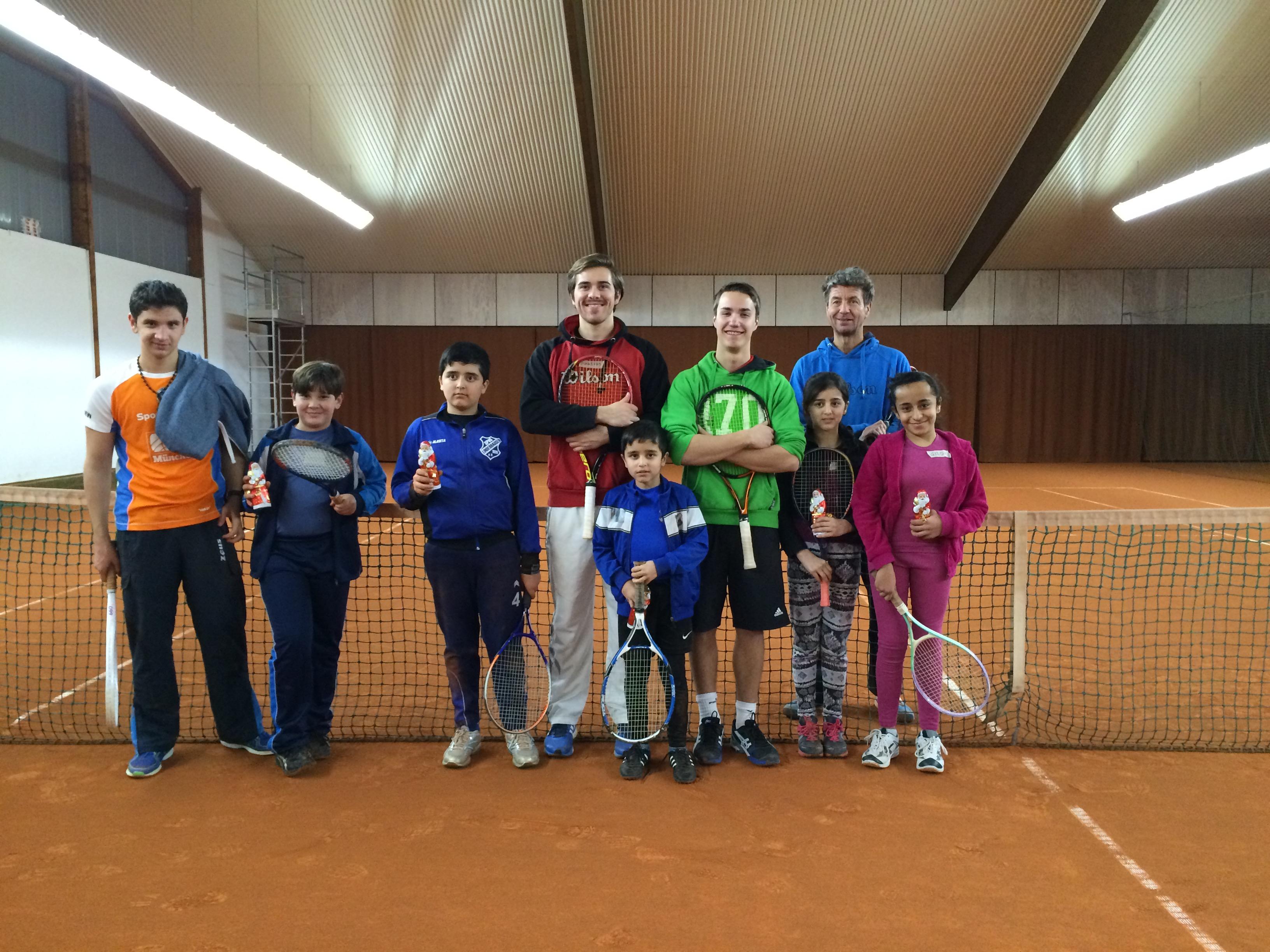 Tennisprojekt