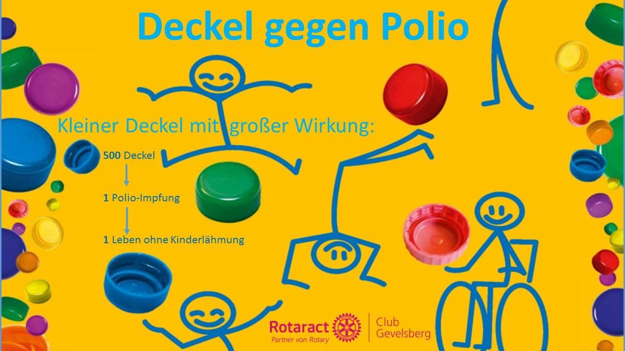 Deckel drauf! – Rotaract Club Gevelsberg